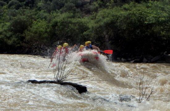 Rafting-Vernezi