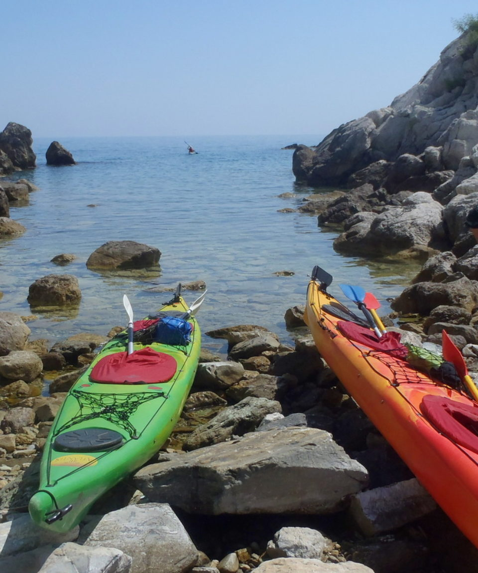 Sea-Kayaking