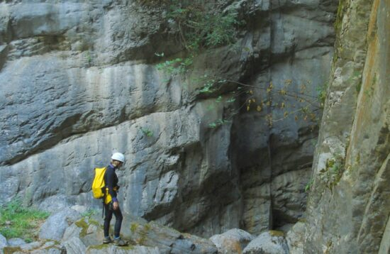 Canyoning Olympus