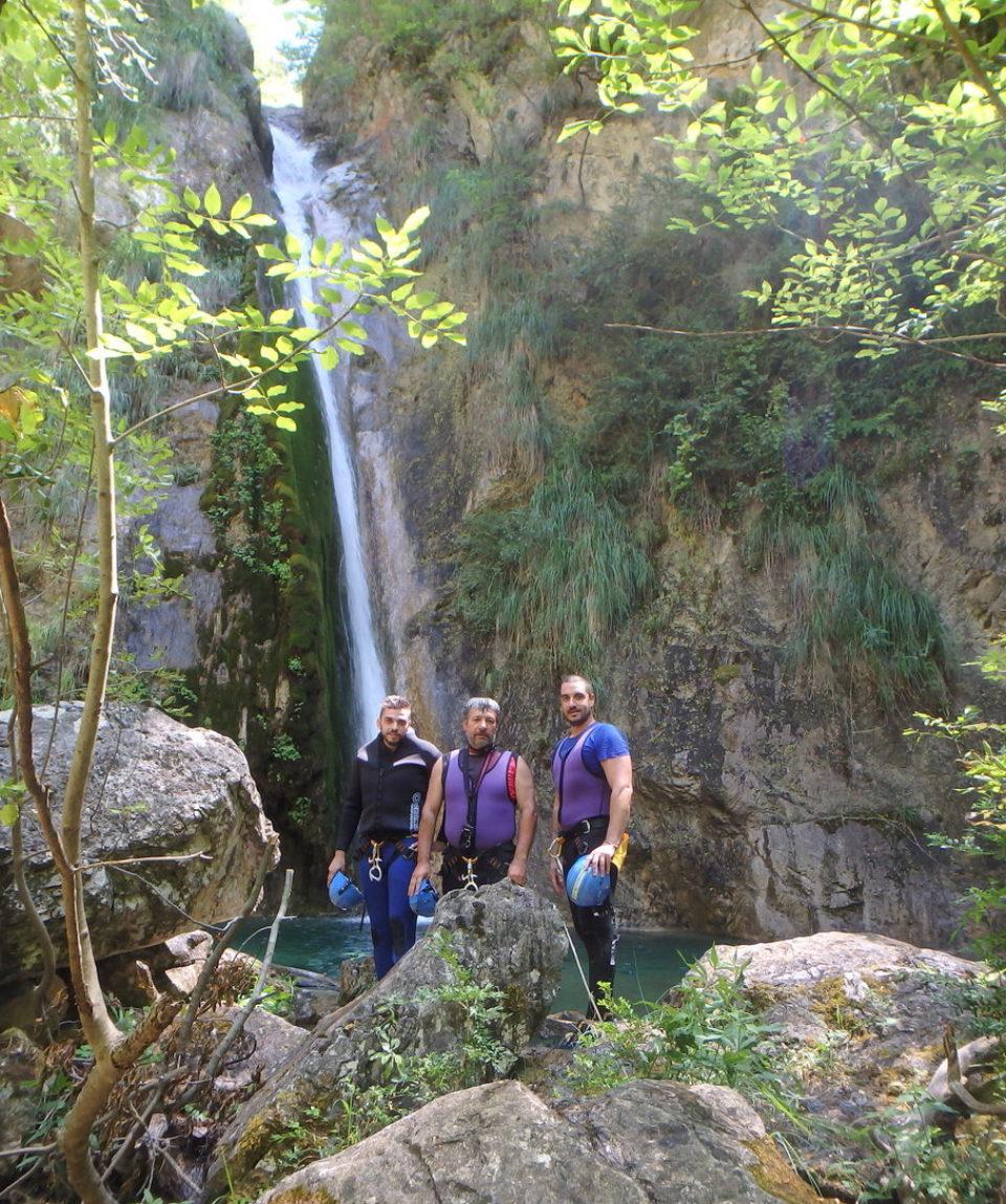 Canyoning-Orlias-I