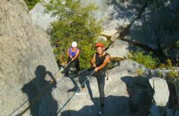 Canyoning-Rakopotamos