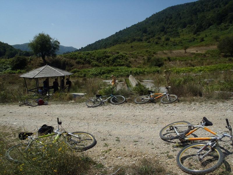 Ποδήλατο-βουνού