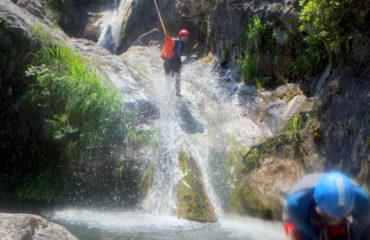 Canyoning-Agia-Kori-II