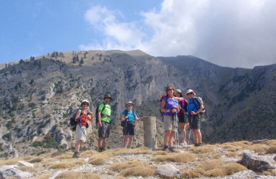 Hiking to the main summit of Mt. Ossa by the south west side – Mt. Kissavos  (Ossa). c32027c9ec0