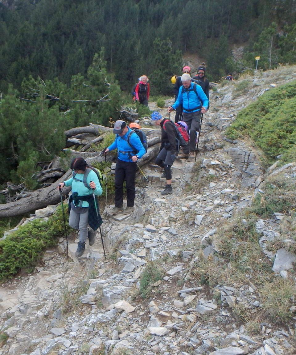 Hiking-Olympus