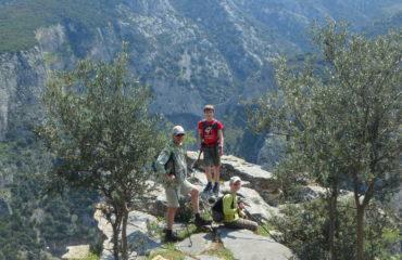Hiking-Tempi