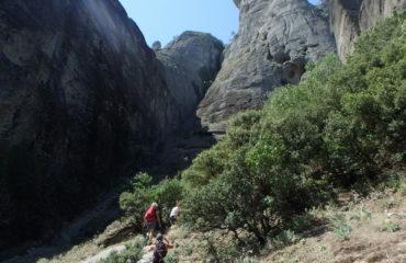 Hiking-Meteora