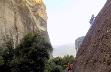 Rock climbing Meteora (2)