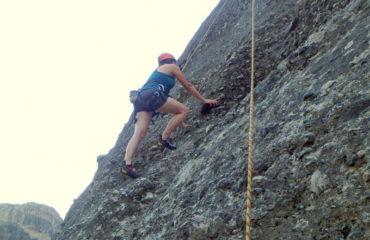 Rock climbing Meteora (